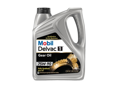 MOBIL SYNTHETIC GEAR OIL 75W-90 в Перми | Альянс Ойл