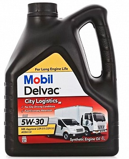 MOBIL DELVAC CITY LOG M