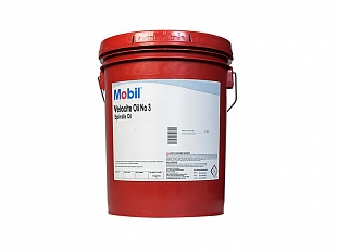 MOBIL VELOCITE OIL Numbered
